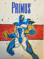 Primus  by Azreal2156