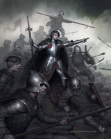 Warriors of Nostria by ag-radley