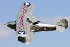 Hawker Demon I by Daniel-Wales-Images