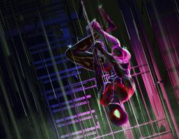 Ultimate Spider-Man by caruso72