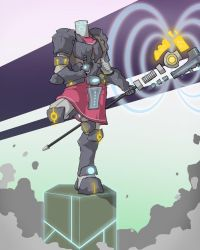 Geothermic Sentinel by Royalty-Doc