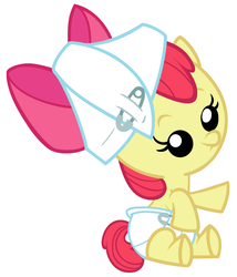 Applebloom's Baby Photo by Beavernator