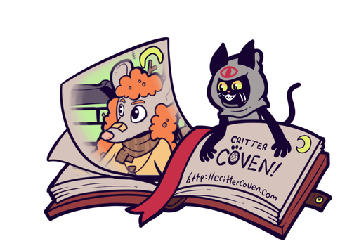 Critter Coven Page 68!! by Lucheek