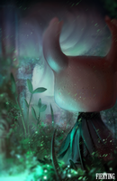 + HOLLOW KNIGHT - GREENPATH + n Speedpaint by Fierying