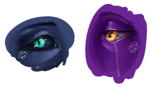 Some Eyes by All-The-Fish-Here