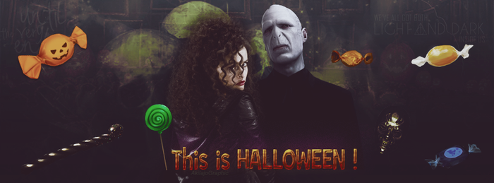 This Is Halloween by AkilajoGraphic