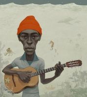 Seu Jorge by infernovball