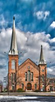 Church - HDR by mawkus