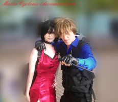 London MCM: Ada and Leon by MasterCyclonis1