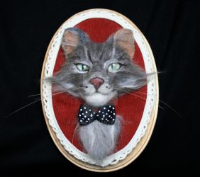 A Whole Other Cat by Jodee