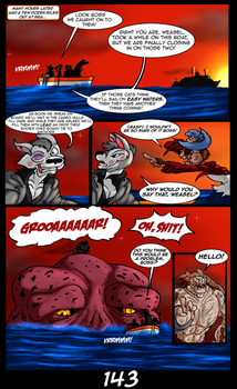 The Cats 9 Lives 6 - The Island of Dr. MorrowPg143 by GearGades