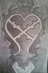 College Project 1: Heartless Value Sketch by CheshireJ69