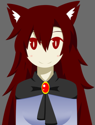 Kagerou ImaizumiColor by Jellycatz