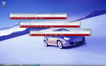 Red Aero Toolbar for XP by sagorpirbd