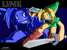 Link by SnafuDave