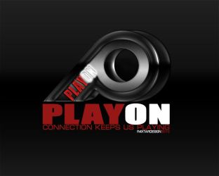 playon logo by r4xtar SOLD by dst5216