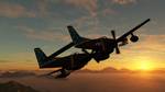 Daz Caparros P 82 Twin Mustang Night Prowl 4 by anthsco
