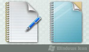 Windows Word Processing - Icon by ssx