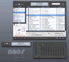 Neos for iTunes Win by rainbow2000
