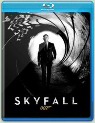 Skyfall Blu-Ray Cover by jasonh1234
