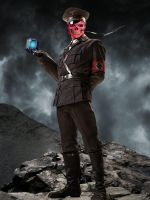 Captain America: The Red Skull by MoviezAreMyLife