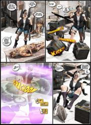 Booby Trap Comic 2 by Stone3D