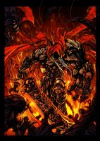 Darksiders: WAR approaches... by SiriusSteve