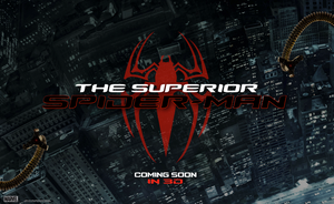 [POSTER] The Superior Spider-Man / Fan Made #1 by WibblySpidey