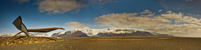 Iceland - after the explosion by PatiMakowska