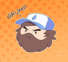 Hey I'm Grump... by Phil-Crash-Murphy
