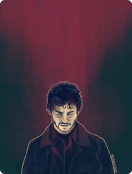 Will Graham by margaw