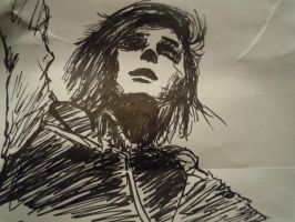 Gerard Way by pathiggins18