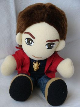 Dean Winchester Plushie by Shizus