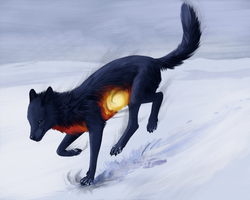 Thaw by Wolflich