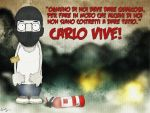 Carlo Vive! by Quadraro