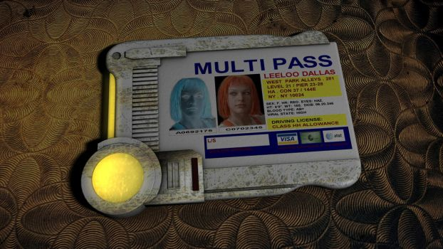 5th Element - Multipass 2 by 100SeedlessPenguins