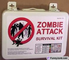 in case of zombie attack by x9000