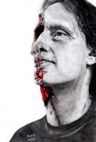 Slayer: Dave Lombardo by Shamaanita