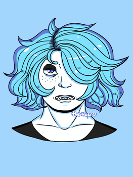 Art Fight: Leon Perricas by The-Keen