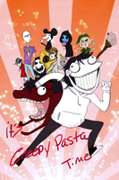 It's creepy pasta time by Coffee-For-The-Dead