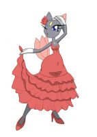 Sneasel - Flamenco Dancing by Bit-small
