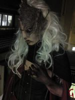 Zemi makeup II by made-me-a-monster