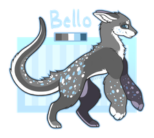 Flynn Adopt Auction - Bello (CLOSED) by Senyuri