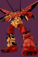 Predaking-Call of the Primitives (ver.B) by VZMk2