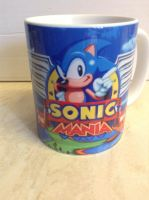 Sonic Mania Cup by DazzyADeviant