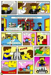 Naptown 2015 Vol.1 - Page 12 (LEGO comic) by Icewalkerman