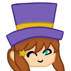 Hat Kid by Blaakat