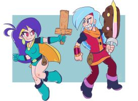 Mighty MagiSword by ConqueredNightmares