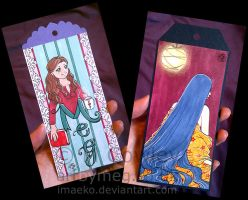 Bookmark Commissions by megcowley