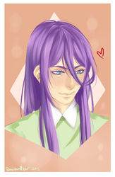 Have a Gakupo by DeviantTear
